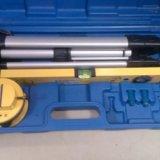 Лазерный нивелир laser wasserwaage kh 4008. Фото 1.