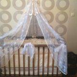 Балдахин и кровать в подарок. Фото 1. Тольятти.