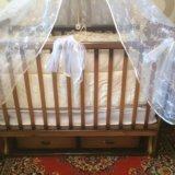 Балдахин и кровать в подарок. Фото 2. Тольятти.