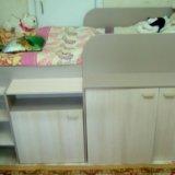 Кровать детская.. Фото 1.