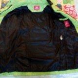 Куртка осенняя. Фото 3. Боровский.