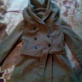Пальто. Фото 1. Лобня.