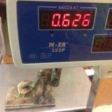 Серебро 800пр. статуэтка 626 грамм. редкость!. Фото 4.