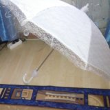 Свадебный зонт. Фото 3.