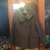 Пальто-пончо из белоруссии. Фото 1.
