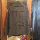 Пальто-пончо из белоруссии. Фото 2.