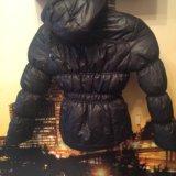 Осенняя куртка на девочку. Фото 2.