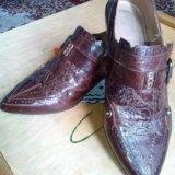 Ботинки (казачки). Фото 1.