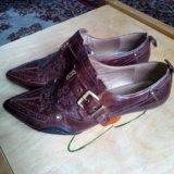 Ботинки (казачки). Фото 3.