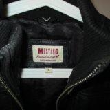 Фирменная куртка из натуральной кожи. Фото 1. Самара.