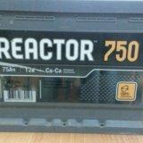 Продам аккумулятор аком reaktor 750. Фото 1. Омск.
