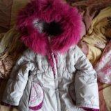 Детский зимний комбинезон kiko. Фото 1.
