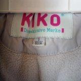 Детский зимний комбинезон kiko. Фото 3.