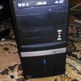 Компьютер в сборе. Фото 1.
