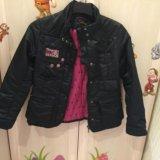 Куртка для девочки в стиле монстр хай. Фото 1.
