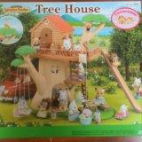 Дом-дерево.sylvanian families.2882. Фото 3.