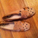 Туфли-басаножки. Фото 1.