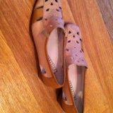 Туфли-басаножки. Фото 3.