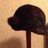 Норковая шапка. Фото 1. Саратов.
