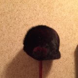Норковая шапка. Фото 2.