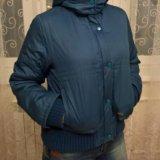 Куртка зима zolla 46. Фото 1.