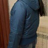 Куртка зима zolla 46. Фото 3.