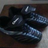 Кожаные кроссовки. Фото 1. Клинцы.