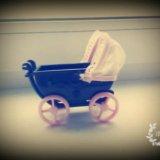 Маленькая коляска для куколки. Фото 1.