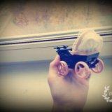 Маленькая коляска для куколки. Фото 3.