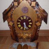 Настенные часы с кукушкой. Фото 1. Балашиха.