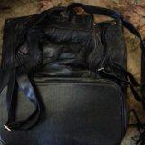 Рюкзак женский новый кожаный. Фото 2.