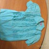 Блузка и новая юбка р.116-122. Фото 1. Пермь.