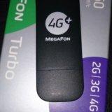 Продаю модем мегафон новый с сим картой. Фото 4.