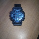 Часы casio g-shock. Фото 1.