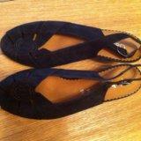 Туфли-басаножки. Фото 2.
