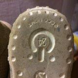 Детский осенние ботинки фирмы ессо. Фото 2. Краснодар.