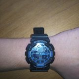 Часы casio g-shock. Фото 3.
