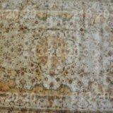 Шелковый ковёр из египта. Фото 1.