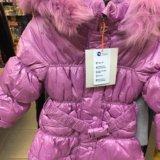 Пальто зимнее рост 98. Фото 1. Краснозаводск.