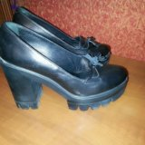 Туфли кожаные. Фото 1. Кизилюрт.