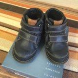 Мембранные демисезонные ботинки geox. Фото 2.