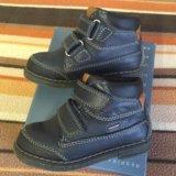 Мембранные демисезонные ботинки geox. Фото 3.