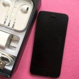 Iphone 5 64gb + новые чехлы и пленки. Фото 2.