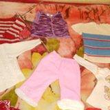Пакет зимней одежды для девочки. Фото 3.