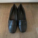 Кожаные туфли. Фото 3.