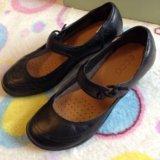 Туфли кожаные (camper) 36 размера. Фото 2.