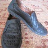 Туфли нат.кожа. Фото 1.