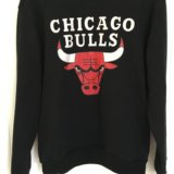 Толстовка chicago bulls. Фото 1.