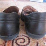Туфли нат.кожа. Фото 2.