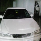 Toyota corolla. Фото 4.